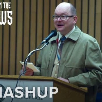 Mark Proksch stars as energy vampire Colin in What We Do in the Shadows, courtesy of FX.