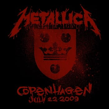 Metallica Mondays Continue With Live Set From 2009