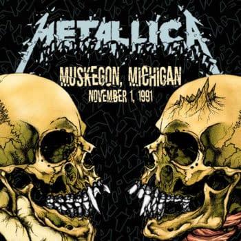 Metallica Mondays go way back to 1991 this week.