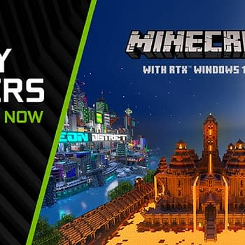 You Can Try Out The Minecraft RTX Beta Right Now