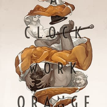 Mondo Releasing New A Clockwork Orange Poster Tomorrow