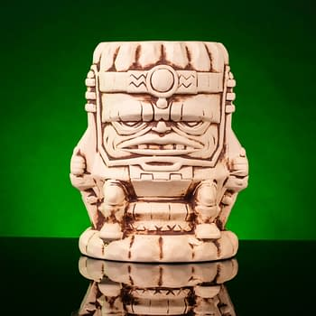 MODOK Bone Variant Tiki Mug Now Available From Mondo