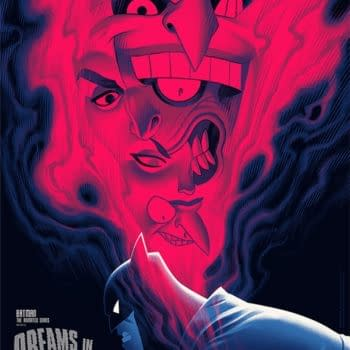 Mondo will seel two new Batman The Animated Series posters tomorrow.