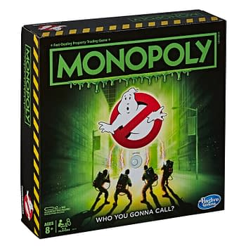 Hasbro Announces Monopoly: Ghostbusters Edition