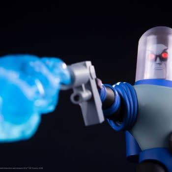 Mr. Freeze Figure from Mondo