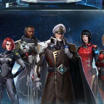 Nova Empire Space Commander Cast Art