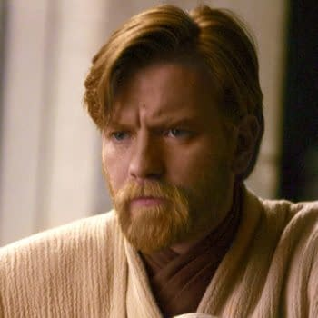 Star Wars: Episode III - Revenge of the Sith (2005) Directed by George Lucas Shown: Ewan McGregor (as Obi-Wan Kenobi)