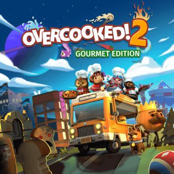 Overcooked 2 Gourmet Edition Art