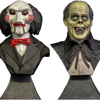 Trick or Treat Studios Horror Busts Include Saw Monsters and More