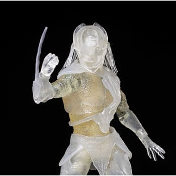 Predator Falconer Goes Invisible with New Hiya Toys Figure