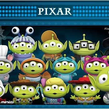 Pixar Aliens Get Makeovers With New Beast Kingdom Figures