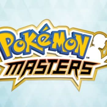 Pokemon Masters Main Logo