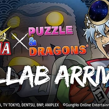 Puzzle &#038 Dragons Will Be Holding A Gintama Crossover