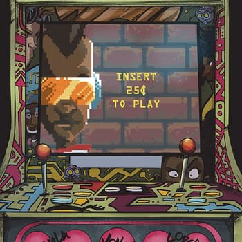 Hip Hop Cyberpunk Robin Hood GN Quarter Killer Hits ComiXology Today
