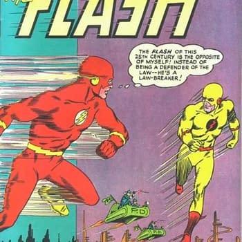 Reverse-Flash Has Been Named DC Comics Ultimate DC Villain