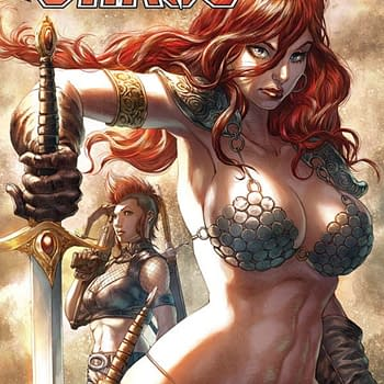 Erik Burnham Writer Commentary on Red Sonja Age of Chaos #3