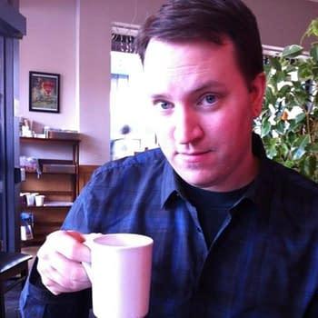 Ryan Higgins,owner of Comics Conspiracy in Sunnyvale, California