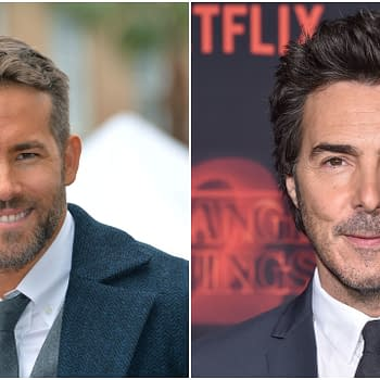 Ryan Reynolds Shawn Levy Reunite for Skydance Time-Travel Film