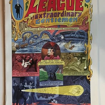 Copy of Rarest Pulped League Of Extraordinary Gentlemen #1 Hits eBay