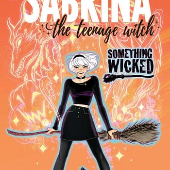 REVIEW: Sabrina The Teenaged Witch #1 &#8212 Short End Of The Broomstick