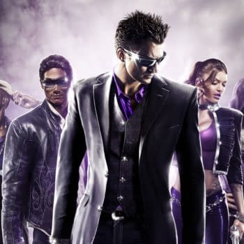 Saints Row The Third Character Art