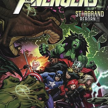 The Avengers #27 Variant Front Cover.