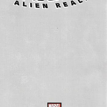The Symbiote Spider-Man Alien Reality #1 Variant Back Cover.