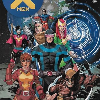 The X-Men #1 Variant Front Cover.