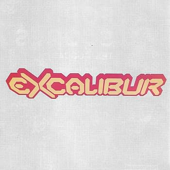 The Excalibur #1 Variant Back Cover.