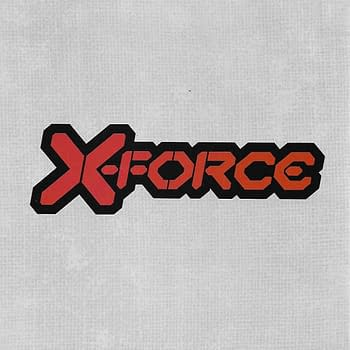 X-Force #1 Variant Back Cover.