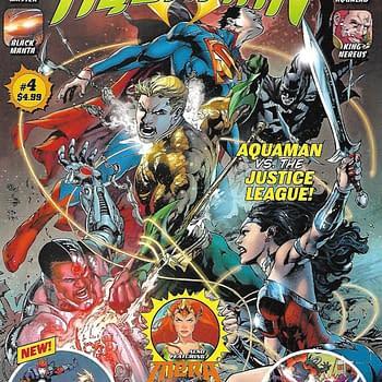 The Walmart Report: DC Released New Comics This Week Plus Jim Lee Art