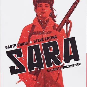 5 Thoughts: Sara by Garth Ennis Steve Epting Elizabeth Breitweiser