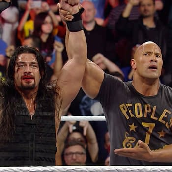 Dwayne The Rock Johnson Discusses Dream Match With Roman Reigns