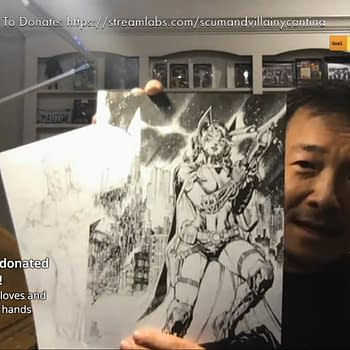 Jim Lee Talks DC Comics Distribution and Batman #92s 230000 Orders