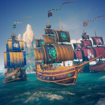 Sea of Thieves' latest DLC is heading out this month.