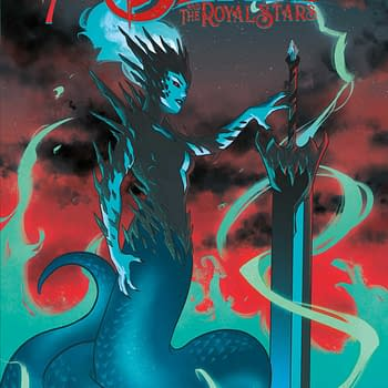 REVIEW: Sera the Royal Stars #7 &#8212 Sumptuous &#8230 Sword and Sorcery