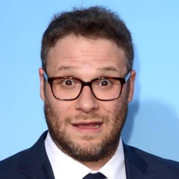 Seth Rogen at the Neighbors 2: Sorority Rising American Premiere at Village Theater on May 20, 2016 in Westwood, CA. Editorial credit: Kathy Hutchins / Shutterstock.com