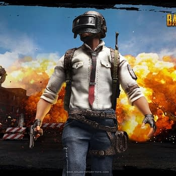 PUBG Figures Bring the Battle Royale Home with Solider Story