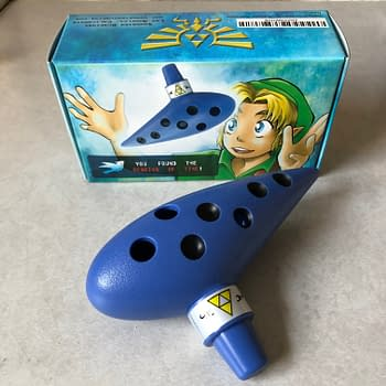 We Review The Ocarina Of Time From Songbird Ocarinas