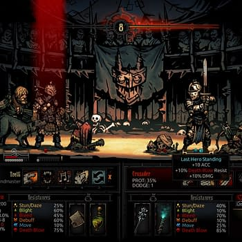 Darkest Dungeon is Getting PvP With Mays The Butchers Circus