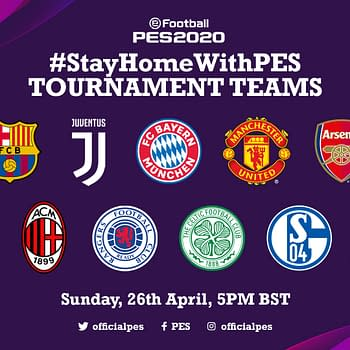Konami Will Host A #StayHomeWithPES Tournament On Sunday