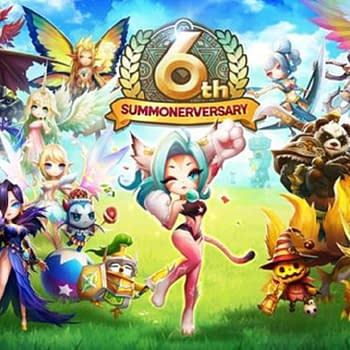 Com2uS Announces Summoners War Six Anniversary Event