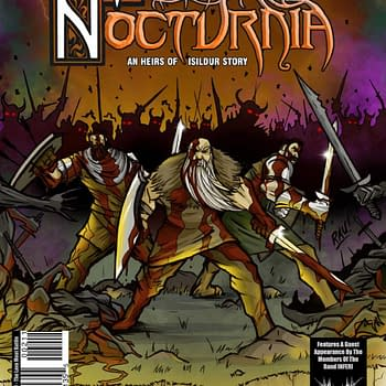REWIND REVIEW: Tales from Nocturnia #2 &#8212 No Frills No Nuance