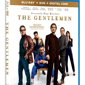 Giveaway: The Gentlemen Night In Kit Blu-Ray Combo Pack