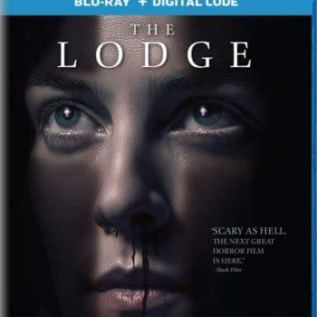 The Lodge hits Blu-ray, digital, and Hulu on May 5th.