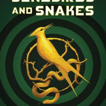 The new Hunger Games prequel novel in coming to theaters from Lionsgate.