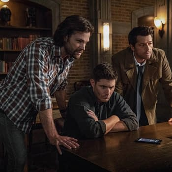 Supernatural Season 15 Return Finale Wrap-Up Special Dates Revealed