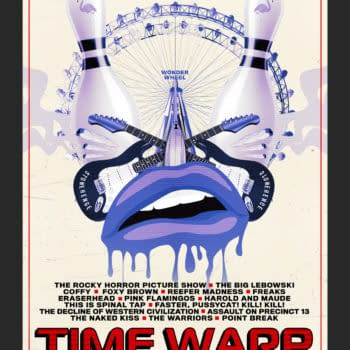 Time Warp is a new three film documentary series looking at cult films.