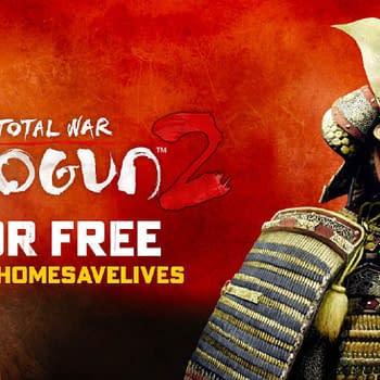 Total War: Shogun II Will Be Free On Steam Next Week