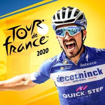 Tour de France 2020 Main Art